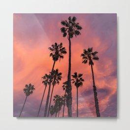 Calfornia Dreamin' Metal Print