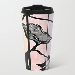 Zentangle #3 Travel Mug
