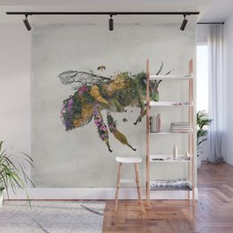 Must be the honey Wall Mural
