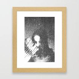 DARK PT 72 Framed Art Print