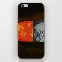 simba iPhone & iPod Skins featuring SIMBA by David Hinnebusch