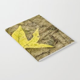 The Yellow Leaf Notebook