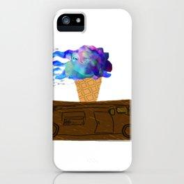 Ice Cream Truck iPhone Case