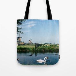 A Beautiful Dutch Scene Tote Bag