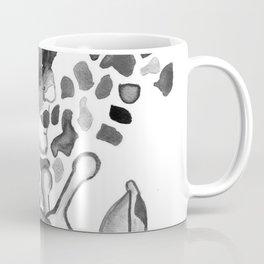 Spot On Style Black & White Coffee Mug