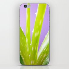 Aloe Vera iPhone & iPod Skin