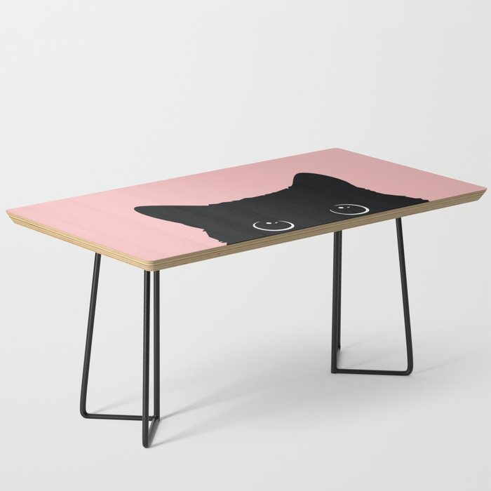 Black Cat Coffee Table