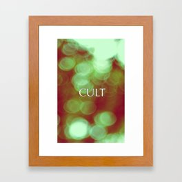 cult  Framed Art Print