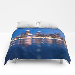 Chicago Dreamscape Comforters
