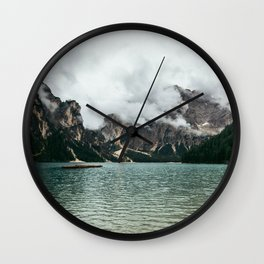 Dynamite Dolomite Wall Clock