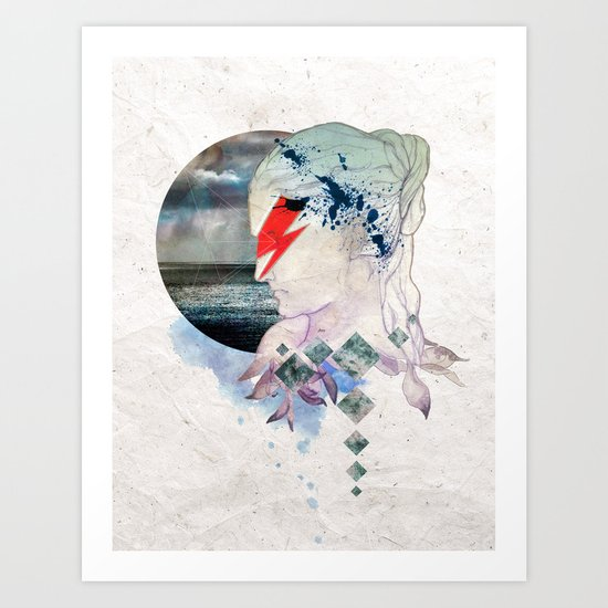 Nymphs Art Print