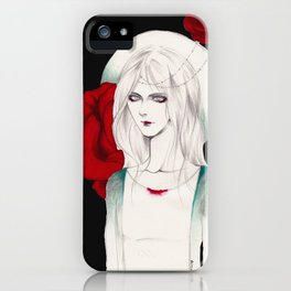 Isabel iPhone Case