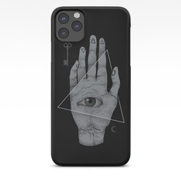 Witch Hand iPhone Case