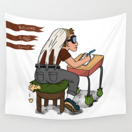 Wedgie Boy Wall Tapestry