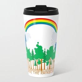 Save the Rainbows Travel Mug
