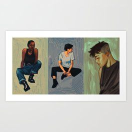 butch Art Print