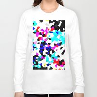 glass Long Sleeve T-shirts featuring glass by graciela vasquez