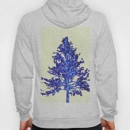 BLUE MOUNTAIN TREE ART Hoody