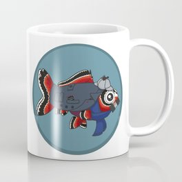 Holmes Brothers goldfish Coffee Mug
