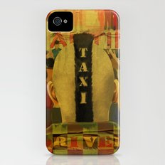 Taxi Driver Slim Case iPhone (4, 4s)