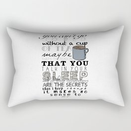One Direction: Little Things Rectangular Pillow