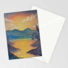 All things bright and beautiful Stationery Cards