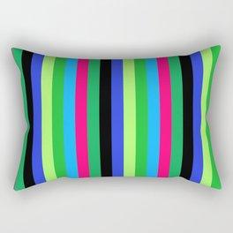 Strip Art (Vertical) - 1 Rectangular Pillow