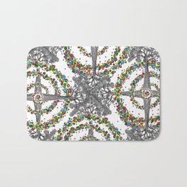 Energy Expansion Bath Mat