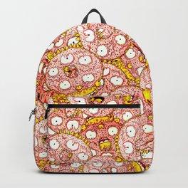 Donut Boy Backpack