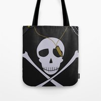persona 4 Tote Bags featuring Persona 4 Kanji Tatsumi Uniform by Bunny Frost
