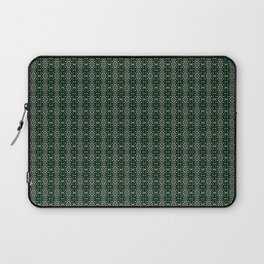 Meshed in Green Laptop Sleeve