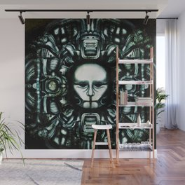 DreamMachine Wall Mural