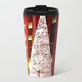 Radio City Music Hall Tree 2 Travel Mug