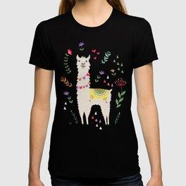 Festive Llama T-shirt
