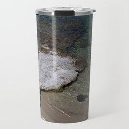 Lake Yellowstone Travel Mug