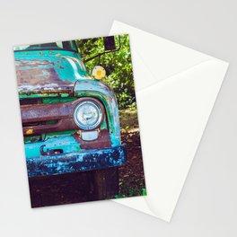 Rust Bucket Stationery Cards