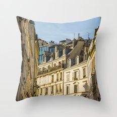 Montmartre series 6 Throw Pillow