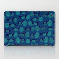 kodama iPad Cases featuring Kodama by pkarnold + The Cult Print Shop