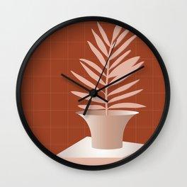Lola Pot #2 Wall Clock
