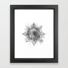 The Darken Stars Framed Art Print