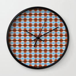 Luis Barragan Tribute 1-B Wall Clock