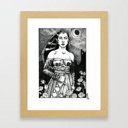 Deirdre Framed Art Print