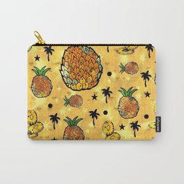 Pineapple by Nico Bielow Carry-All Pouch