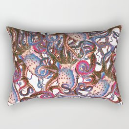 Riptide_sailor tattoo Rectangular Pillow