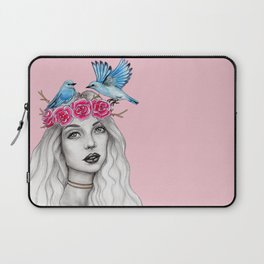 Birds need a place to rest Laptop Sleeve