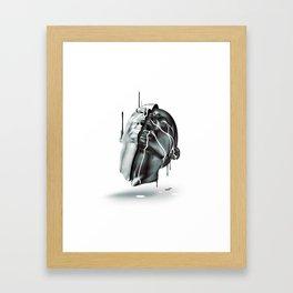 Mercurial Framed Art Print