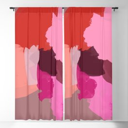 Feel emotional charge Blackout Curtain