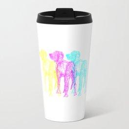 CMY-DOG Travel Mug