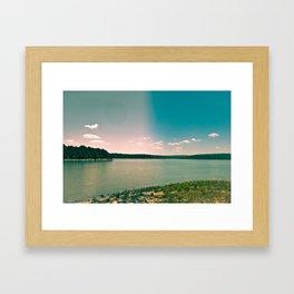 Skiatook Framed Art Print