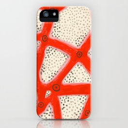 coral2 iPhone Case